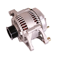 Image Alternator, 117 Amp, 4.7/3.7L; 2001 Jeep Cherokee XJ