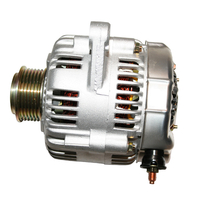Image Alternator, 136 Amp, 3.8L; 02-06 Jeep Liberty/Wrangler KJ/TJ