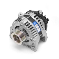 Image Alternator, 160 Amp, 3.7L; 07-11 Jeep Wrangler JK