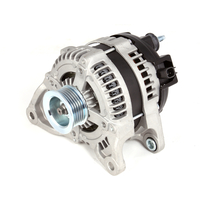 Image Alternator, 160 Amp, 2.4L; 05-10 Jeep Grand Cherokee WK