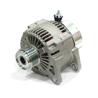 Image Alternator, 136 Amp, 4.7/3.7L; 02-05 Jeep Liberty KJ