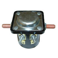 Image Starter Solenoid, Manual Trans; 84-87 Jeep Cherokee XJ