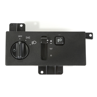 Image Headlight Switch, Fog Light; 96-98 Jeep Grand Cherokee