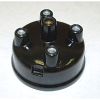 Image Distributor Cap, 6 Volt; 41-58 Willys/Jeep Models
