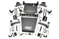 Image 7in GMC Suspension Lift Kit (14-18 1500 Denali PU 4WD w/MagneRide | Aluminum)