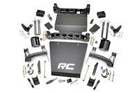 Image 5in GMC Suspension Lift Kit (15-18 1500 Denali PU 4WD w/MagneRide)