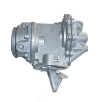 Image Fuel Pump, with Vac; 41-71 Willys/Jeep Models