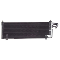 Image AC Condenser, Parallel Flow 4.0L; 97-01 Jeep Cherokee XJ