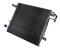 Image AC Condenser; 05-10 Jeep Grand Cherokee and 06-10 Commander