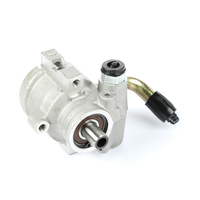 Image Power Steering Pump; 91-02 Jeep Cherokee/Wrangler XJ/YJ/TJ