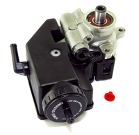 Image Power Steering Pump, 4.0L; 87-01 Jeep Cherokee XJ