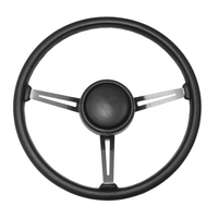 Image Steering Wheel Kit, Vinyl; 76-95 Jeep CJ/Wrangler