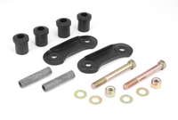 Image Leaf Spring Shackle Kit; 87-95 Jeep Wrangler