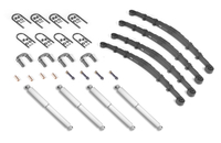 Image Leaf Spring Kit; 41-63 Willys/Jeep Models