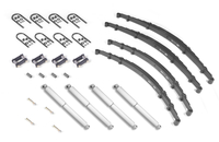 Image Leaf Spring Kit; 59-75 Jeep CJ Models