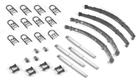 Image Leaf Spring Kit; 76-81 Jeep CJ Models
