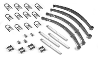 Image Leaf Spring Kit; 82-86 Jeep CJ Models