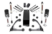 Image 3.5in GM Suspension Lift Kit | Upper Control Arms | N3 Struts and V2 Monotube (1