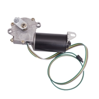 Image Windshield Wiper Motor, 4-Wire; 83-86 Jeep CJ Models
