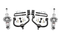 Image 3in Nissan Bolt-On Lift Kit | Lifted Struts (04-18 Titan 2WD/4WD)