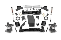 Image 6in GM Suspension Lift Kit w/V2 Monotube (14-18 1500 PU 4WD | Aluminum/Stamped S