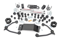 Image 4.75-inch Suspension & Body Lift Combo Kit