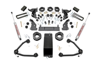 Image 4.75-inch Suspension & Body Lift Combo Kit (Factory Cast Steel Control Arm Model