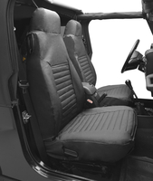 Image Seat Cover Set, Front High-back Seat