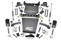 Image 7in GM Suspension Lift Kit   Lifted Struts (14-16 1500 PU 4WD   Aluminum)