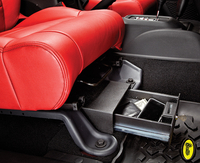 Image Underseat Lock Box, passenger side