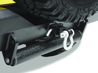 Image HighRock 4x4 Receiver Hitch Insert with Shackle