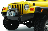Image HighRock 4x4 Front Bumper, Full-width profile