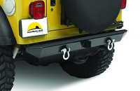 Image HighRock 4x4 Rear Bumper with 2'' receiver hitch