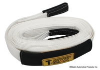 Image TOW/SNATCH STRAP WHITE