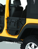 Image HighRock 4x4 Element Doors Storage Bags, rear