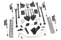 Image 6in Ford 4-Link Suspension Lift Kit | Vertex (15-16 F-250 4WD | No Overloads)