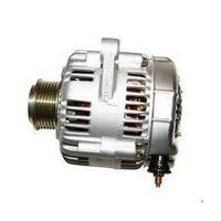 Image Alternator, 117 Amp 3.7L; 2002 Jeep Liberty KJ