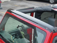 Image Soft Top Wind Screen