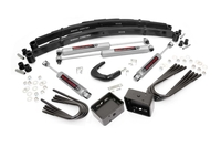 Image 4-inch Suspension Lift Kit
