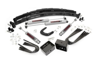 Image 4in GM Suspension Lift Kit