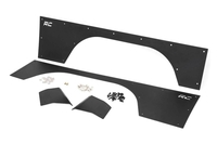 Image Jeep Front Upper and Lower Quarter Panel Armor (84-96 Cherokee XJ)