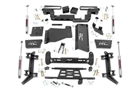 Image 6in GM Suspension Lift Kit (88-00 K2500/3500 PU 4WD)