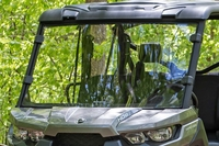 Image Scratch Resistant Full Windshield (16-21 Can-Am Defender)