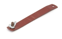 Image Battery Hold Down Strap; 41-45 Willys MB/Ford GPW