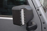 Image Jeep Wrangler LED Mirrors w/ Turn Signal Option