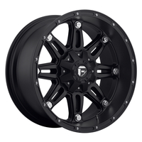 Image Hostage export D531 - Matte Black 17x9