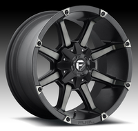 Image Coupler D556 - Black & Machined 17x9