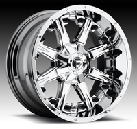 Image Nutz D540 - Chrome 17x9