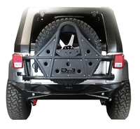 Image Tire Carrier for 2007-2016 Jeep Wrangler