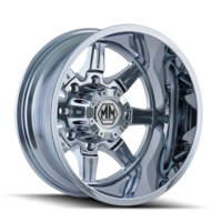 Image MONSTIR (8101) REAR CHROME 19.5x6.75